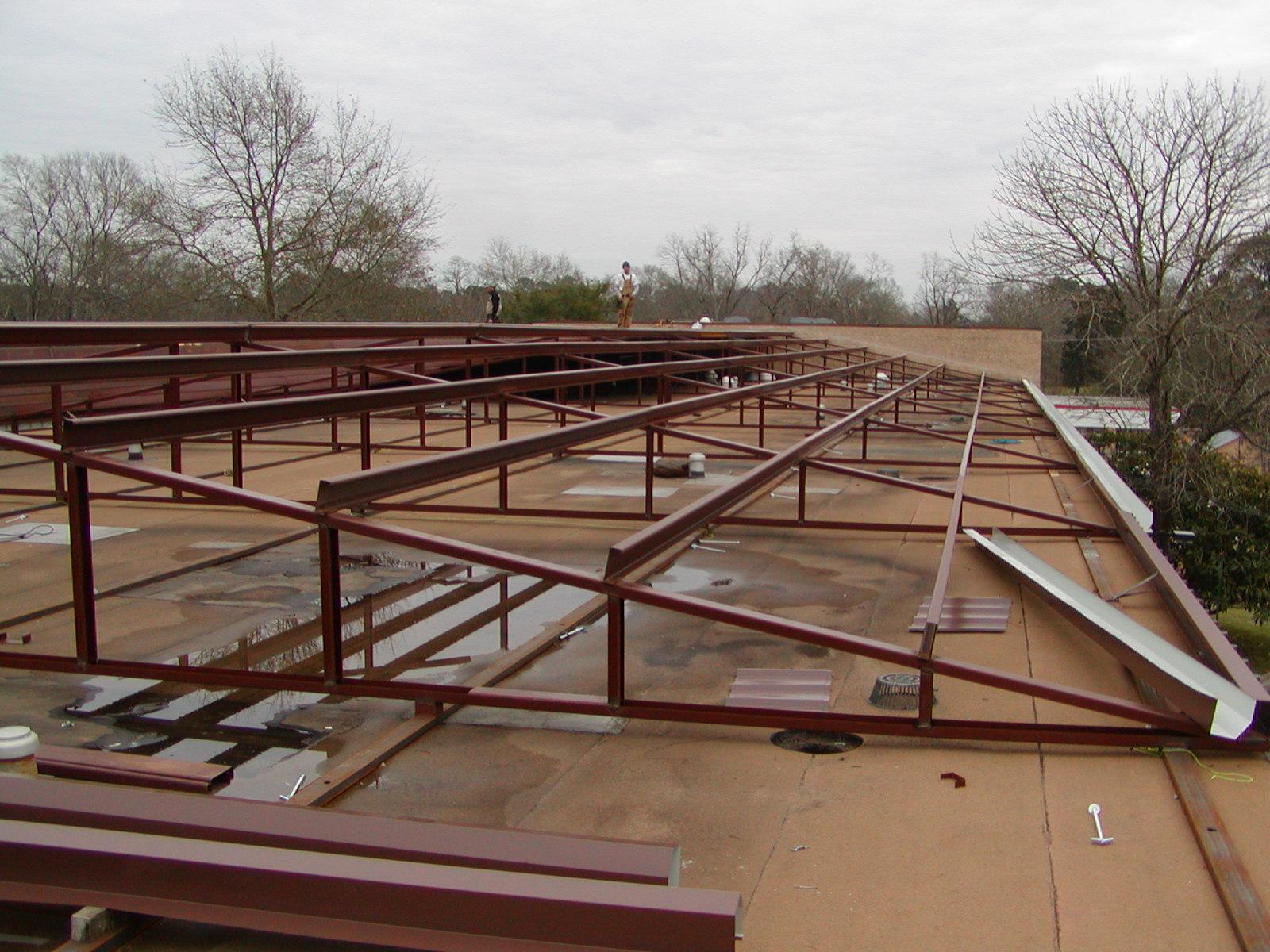 Security Metal Roofing